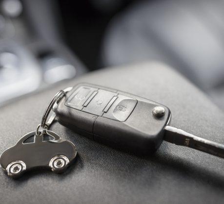 autoschlüssel batterie wechseln
