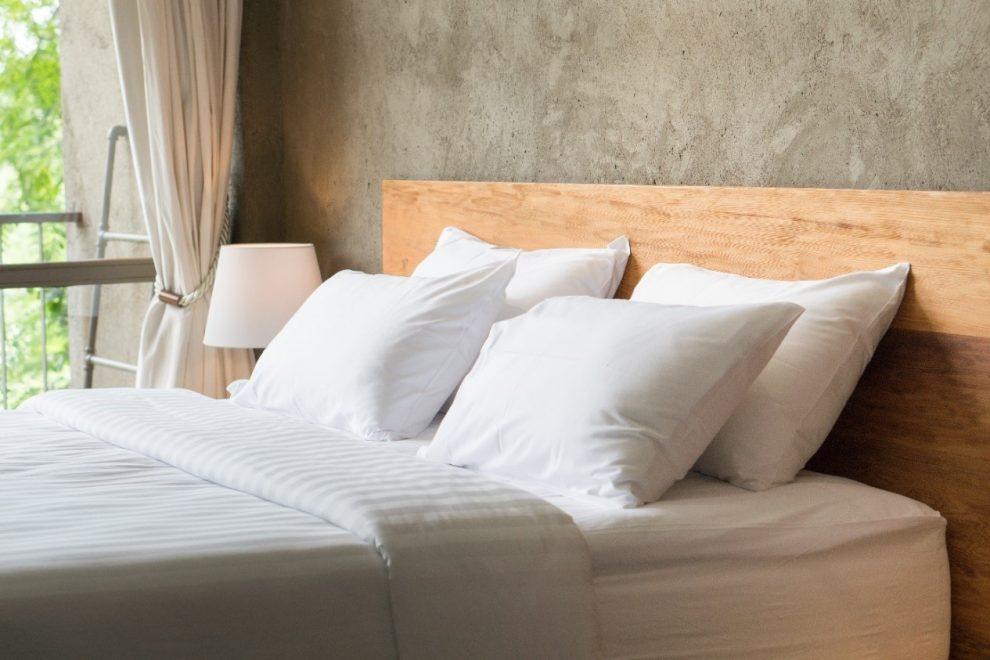 das richtige bett  fuer einen angenehmen schlaf