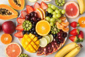 Geschnittenes Obst frisch halten