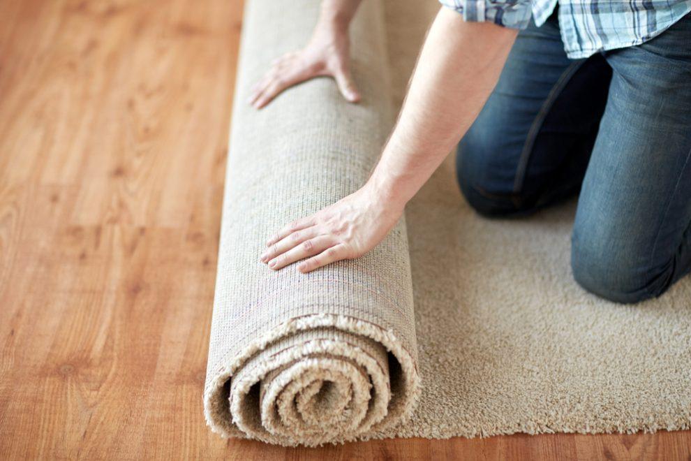 Teppich rutscht