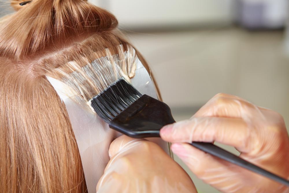 biologische haaraufhellung