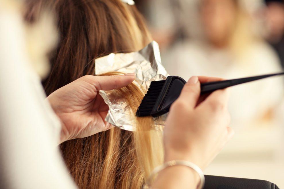 Haare aufhellen ohne Chemie