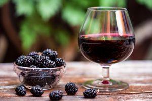 Brombeerwein selber machen