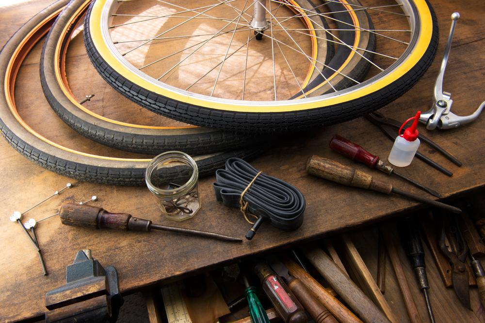 fahrrad speichen reparieren