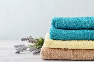 Handtuch waschen