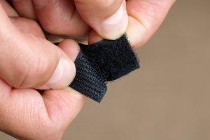 Klettverschluss reparieren