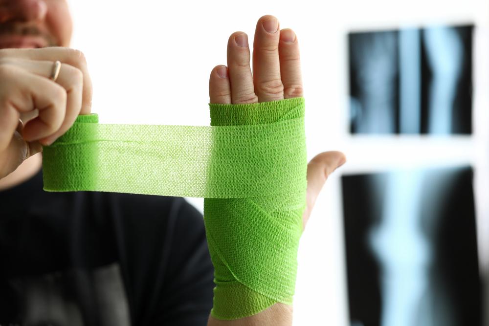tape für hand