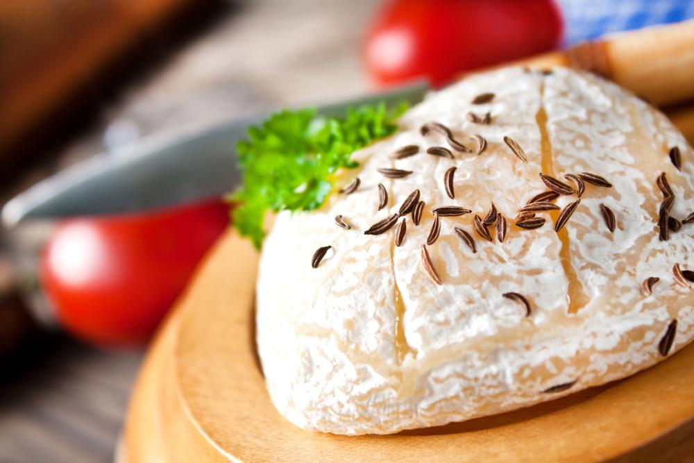selbstgemachter harzer käse