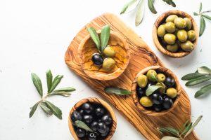 gesunde oliven