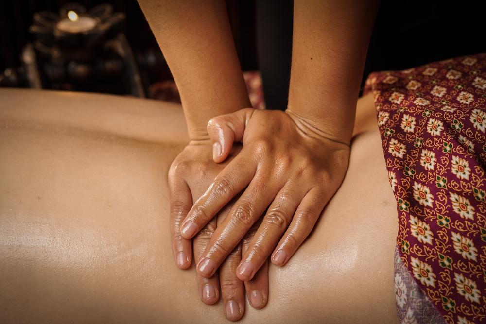 druckpunkte thai massage
