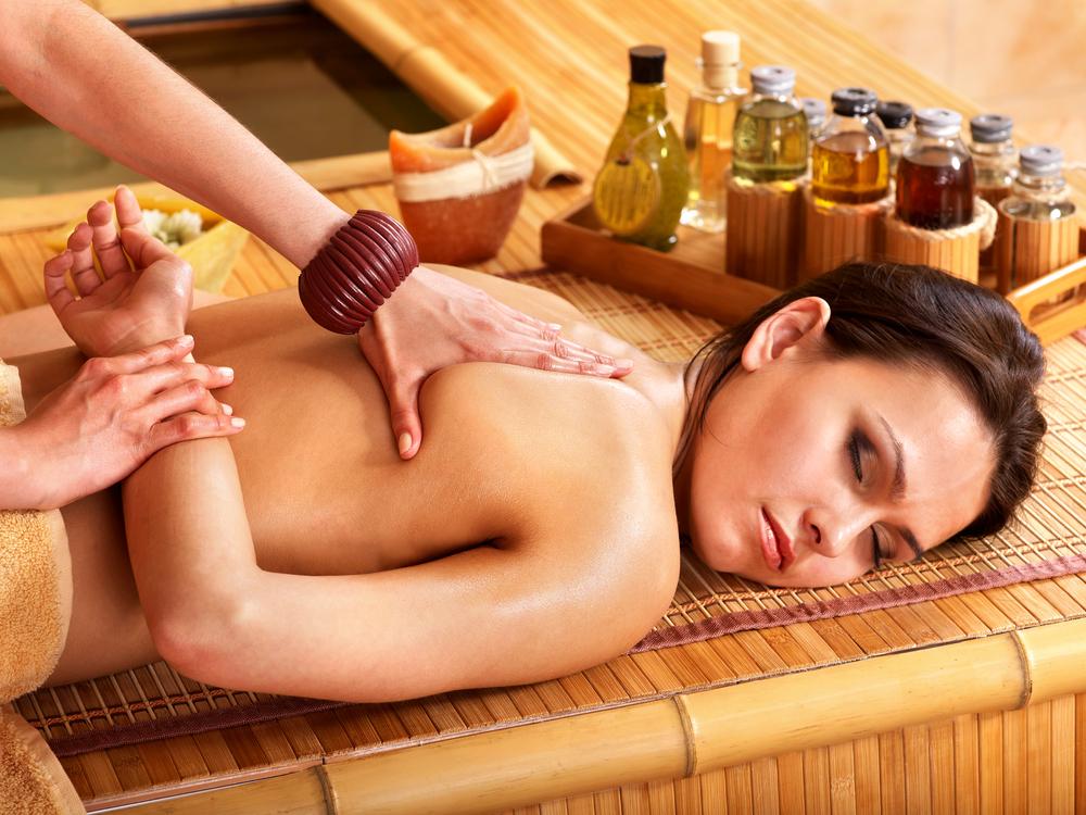 traditionelle massage