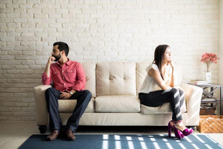 Partner mit Borderline: Trennung und totaler Kontaktabruch
