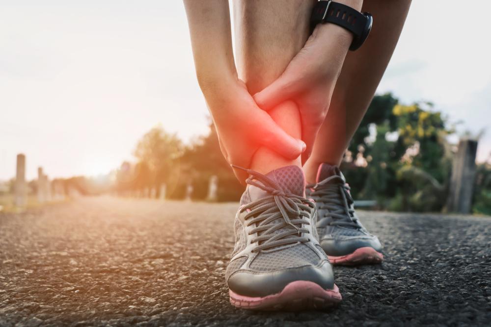 verletzung beim sport