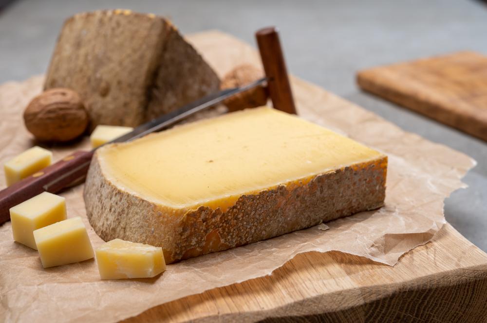 Gruyere Käse