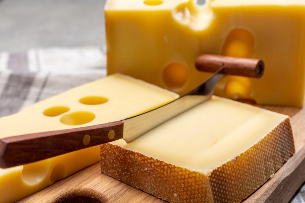 Ersatz für Gruyere Käse